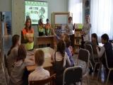 Турнир знатоков «Соблюдая ПДД, не окажешься в беде!» в детской библиотеке № 9