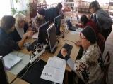 Занятия «Азбука Интернета» в детской библиотеке № 6