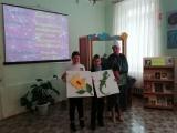 Литературный десант «Уральских сказов мастер» в детской библиотеке № 9