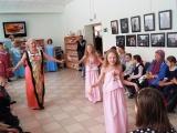 Ярмарка-игра  «Как на масляной неделе…» в детской библиотеке № 4 им. С. В. Михалкова