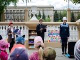 В сквере Металлургов прошел праздник магнитогорской поэзии