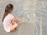День рисования на асфальте