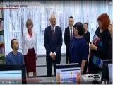 СМИ об открытии детской библиотеки № 6