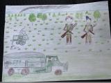Семейная история о войне Зуфаровой Ясмины