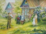 Вторая семейная история о войне Савельевой Виктории